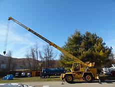 1978 GROVE RT-522 CRANE 22 TON ROUGH TERRAIN