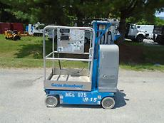 2006 GENIE GR-15 RUNABOUT ELECTRIC MAN LIFT