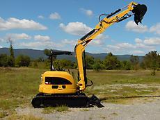 2006 Caterpillar 305C Mini Excavator with Hydraulic Thumb Turbo Diesel