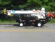 2003 SKYLIFT MINI-DERRICK 33PLUS BACKYARD DIGGER DERRICK CRANE