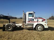 1997 Western Star 5942SS Single Axle Truck