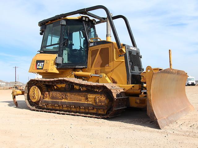 2007 Caterpillar D6K XL Dozer Crawler Dozer Dozer Tractor Cat Deere 35 Pic