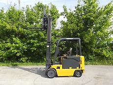 CATERPILLAR M80D FORKLIFT 8000LBS ELECTRIC 10' MAX HEIGHT