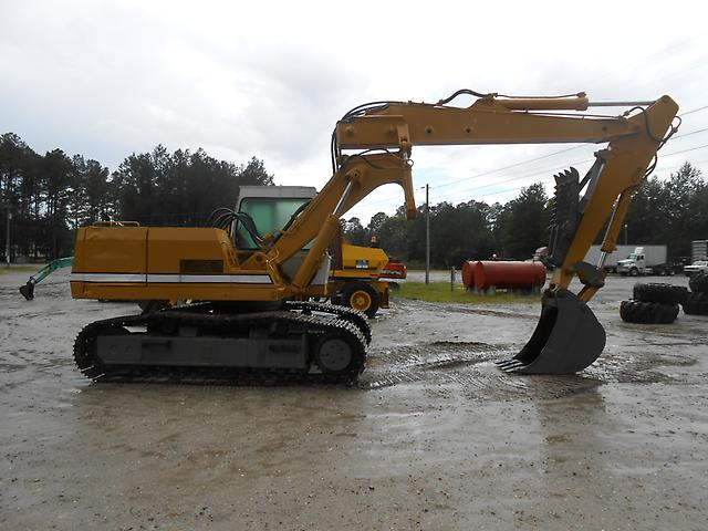 liebherr 932 hydraulic excavator dozer loader deere litronic ebay. Black Bedroom Furniture Sets. Home Design Ideas