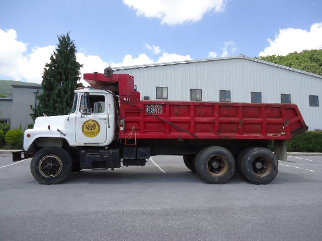 1985 Mack Truck : Mack dm s ebay