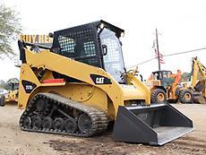 2008 CATERPILLAR 257B2 SKID STEER- SKID LOADER- TRACK SKID STEER- CAT - 24 PICS