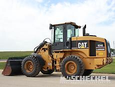 2004 Cat 924G Wheel Loader, A02612