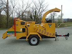 2014 VERMEER BC1000XL WOOD CHIPPER/BRUSH CHIPPER FORESTRY ARBORIST (LOW HRS)