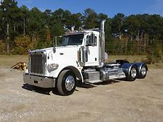 2015 Peterbilt 367 Day Cab Truck Wet Kit Low Miles