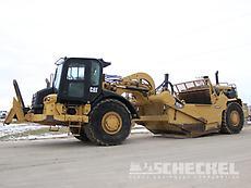 2015 Cat 627K, Scraper, A02852
