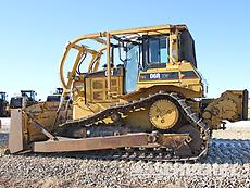 2005 Cat D6R XW, Series 2, A02662
