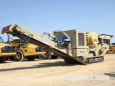 2017 KPI-JCI GT125 Mobile Jaw Crusher, A02695
