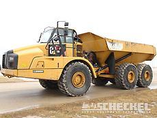 2012 Cat 740B Haul Truck, A02677