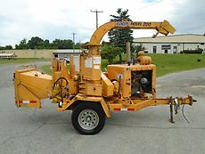 1991 BANDIT 200 WOOD CHIPPER/BRUSH CHIPPER FORESTRY ARBORIST