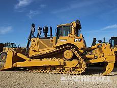 2007 Cat D8T Powertrain Plus Rebuild, A02706