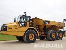 2013 Cat 740B, Haul Truck, A02789