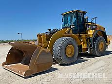 2016 Cat 980M, Wheel Loader