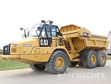 2014 Cat 730C, Haul Truck, A02953