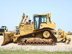 2007 Cat D6R XW, Series 3, A02660