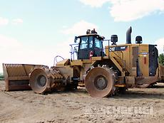 2016 Cat 836K, Waste Compactor, A02900