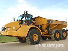2007 Cat 740, Haul Truck, A02807
