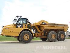 2015 Cat 740C, Haul Truck, A02940