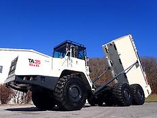 TEREX TA35 ARTICULATED 6X6 OFF ROAD DUMP HAUL TRUCK