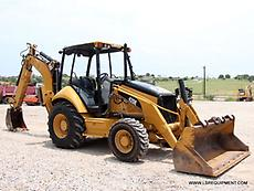 2006 CATERPILLAR 420E BACKHOE- BACKHOE LOADER- EXCAVATOR- BACKHOE- CAT