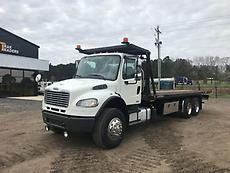 2012 Freightliner Business Class M2 106 Roll Back Wrecker