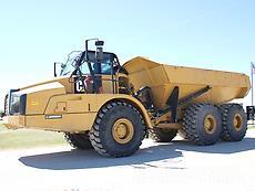2013 Cat 740B Haul Truck, A02675