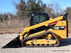 2018 CATERPILLAR 299D2 - NEW TRACK SKID STEER- SKID LOADER- CAT