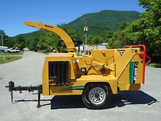2006 VERMEER BC1000XL WOOD CHIPPER/BRUSH CUTTER FORESTRY ARBORIST
