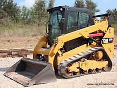 2016 CATERPILLAR 259D SKID STEER- SKID LOADER- TRACK SKID STEER- CAT - 35 PICS