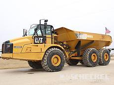 2014 Cat 740B, Haul Truck, A02781