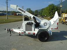 2010 MIDSOUTH 4MSD12 WOOD CHIPPER FORESTRY ARBORIST