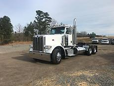 2011 Peterbilt 388 Day Cab Truck Warranty Available
