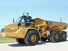 2007 Cat 740, Haul Truck, A02806