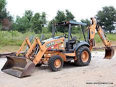 2012 CASE 580N BACKHOE - BACKHOE LOADER- EXCAVATOR- CASE- CATERPILLAR- 24 PICS