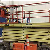 JLG M3369LE Class II