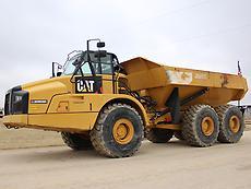 2014 Cat 740B, Haul Truck, A02782