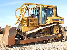 2007 Cat D6R XW, Series 3, A02648
