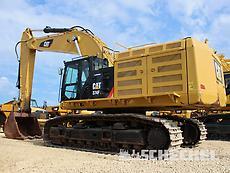 2017 Cat 374FL Excavator, A02809