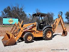 2008 CASE 580M III BACKHOE - BACKHOE LOADER- EXCAVATOR- CASE- CAT- 22 PICS
