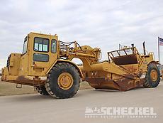 1998 Cat 627F, Scraper, A02774