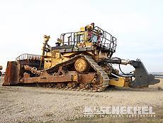 2002 Cat D11R, Crawler Tractor, A02643