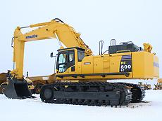 2012 Komatsu PC800LC-8, A02747 - $388,000