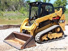 2016 CATERPILLAR 259D SKID STEER- SKID LOADER- TRACK SKID STEER- CAT - 26 PICS