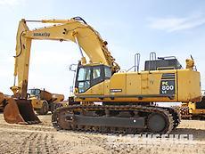 2007 Komatsu PC800LC-8 Excavator, A02674