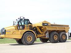 2015 Cat 740B EJ, Haul Truck, A02943