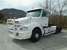 2006 FREIGHTLINER COLUMBIA 120 6X4 DAY CAB ROAD TRACTOR